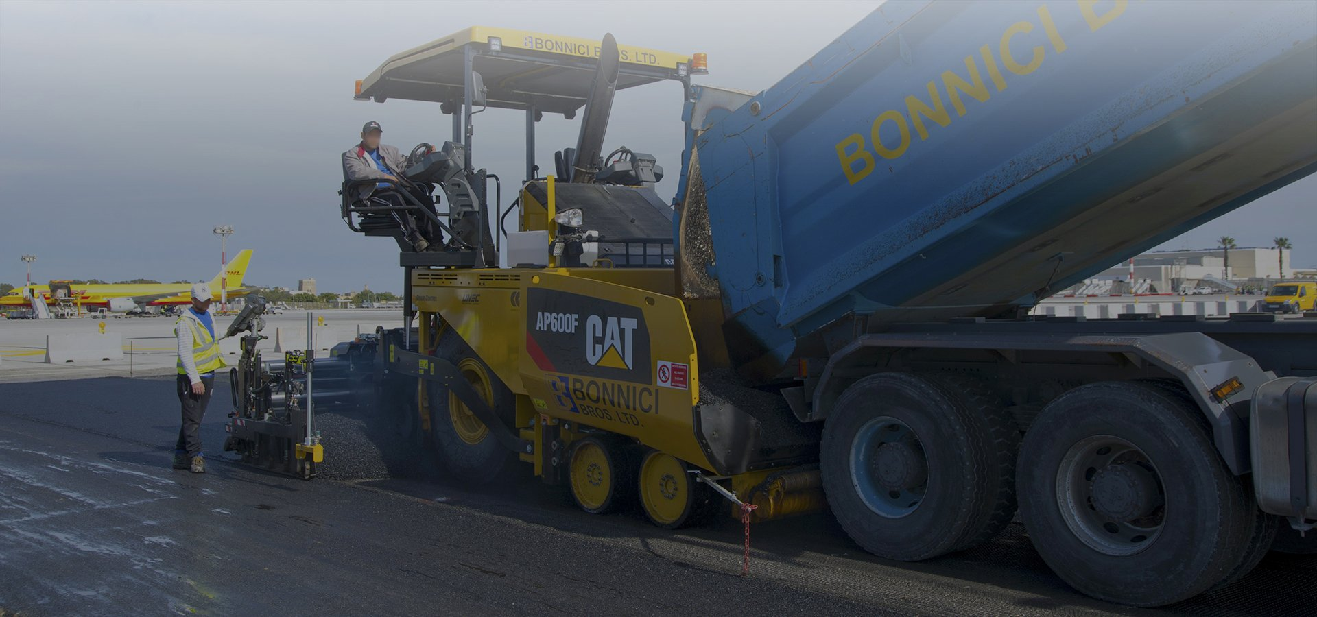 From Road Building to Plant Hire